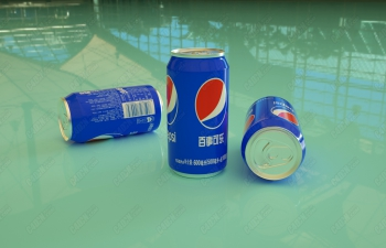 octane渲染我喜欢的百事可乐