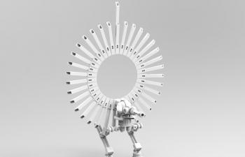 一个简单机器人制作