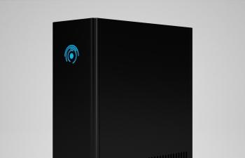 外置移动硬盘盒硬盘柜数码C4D模型