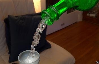 瓶子倒水工程