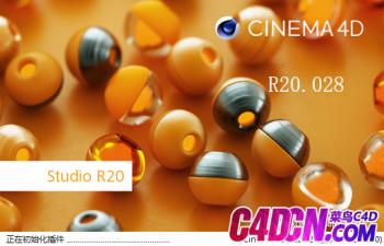 C4D R20 20.028离线更新包