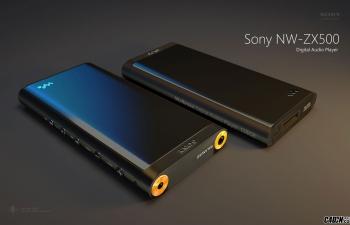 原创 Sony 数字音频播放器 ZX500