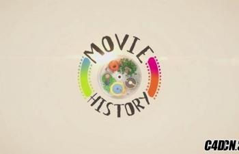 CINEMA 4D 和 After Effects 创建弹出式风格广告片