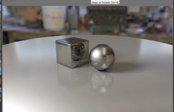 C4D教程 Vray渲染器金属不锈钢材质渲染教程 TUTORIAL VRAY C4D METAL P