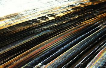 Octane渲染器C4D精品工程 多彩拉丝脉络