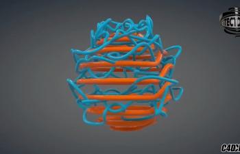 C4D教程-7形状与示踪剂