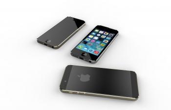 iphone 5s,该有的部件应该都有了