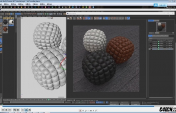 Cloth Ball (Cinema 4D Tutorial)Nikolaus Schatz