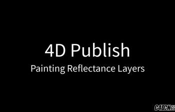 C4D插件教程 UV画笔雕刻插件使用教程9个 GLD UVPaint v1.1.8 WINONLY iND