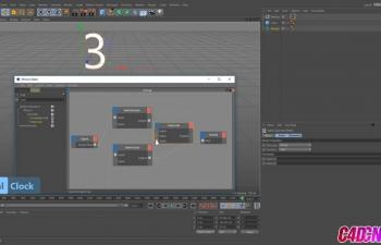 Xpresso基础入门C4D教程 Cinema 4D - Xpresso