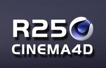 CINEMA 4D R25.010软件下载 支持windows+mac系统