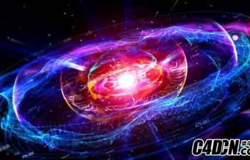 CUBE教程-AE中文实例教程《星云绽开效果的5种制作方法》