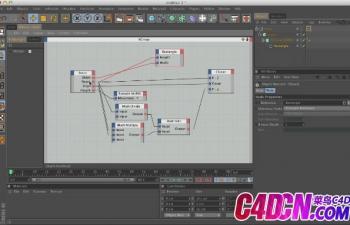 c4dXpresso教程_c4d教程_菜鸟C4D-与你一起C4D从零开始!