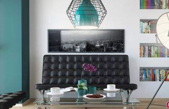 C4D模型 65組室內裝修設計燈具臥室燈客廳燈水晶燈吊頂落地燈模型合集