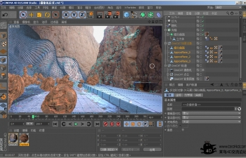 [CineCAT v1.1].CINEMA 4D 摄像机反求案例教程.金源影视后期第五季