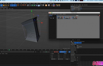 GSG266.您需要在Cinema 4D中了解最简单的Xpresso表达式C4D教程