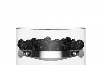 C4D模型 玻璃容器器皿模型