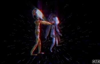 灰猩猩系列-C4D玩偶人物角色模型绑定街舞动画教程