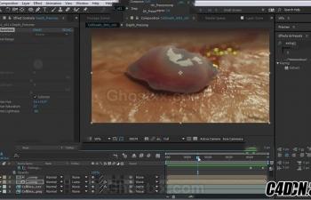 [C4D教程]使用 RealFlow 和 Cinema 4D 制作细胞死亡动画教程