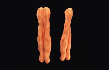 redshift渲染 豆浆油条