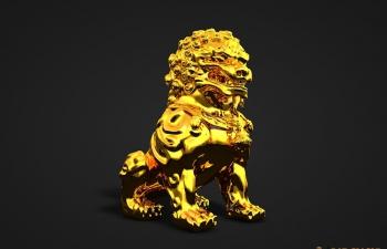 黄金狮子模型