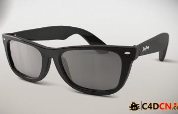 时尚眼镜模型RayBanz Sunglasses