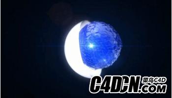 C4D高级特效教程C4D logo的建模与演绎(含工程)
