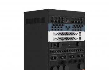 C4D模型 科技设备数码可移动功放舞台音响灯光控制器模型