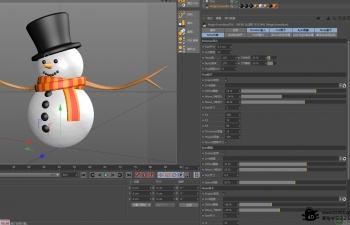 【圣诞节】魔术雪人插件中英对照版本R12-15版本附带教程