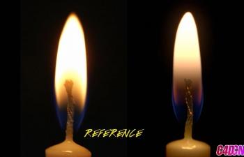 C4D动力学火焰蜡烛制作教程