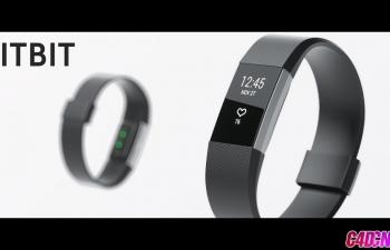 Octane渲染器制作逼真的Fitbit电子手表建模渲染C4D教程