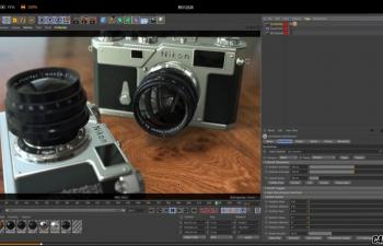 C4D逼真相机动画插件Greyscalegorilla GorillaCam