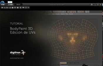 (M)BodyPaint 3D UVs