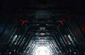 Octane渲染器通向光明C4D模型