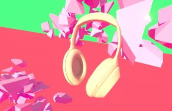 耳机建模练习