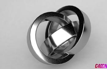 C4D教程 超逼真的不朽感金属材质渲染教程 Ultra Realistic Metal Material [Tutorial]