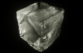 冰材質測試