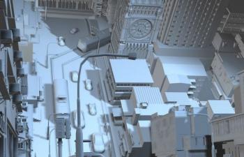 盗梦空间场景模型(MB格式)