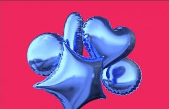 C4D布料模拟制作气球 入门教程