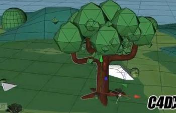 [C4D教程]创建360°球面图像VR效果或HDRI照明