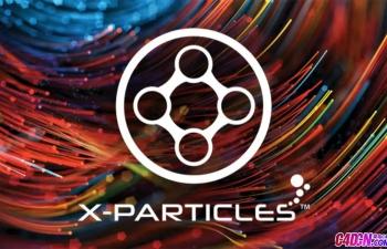 X-Particles 2.1粒子插件中文汉化版汉化BUG修复版