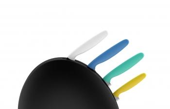 C4D模型 水果刀菜刀放置架模型