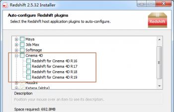 菜鸟首发RedShift最新渲染器v2.5.32_demo