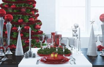 30组圣诞节专题节日C4D模型合集