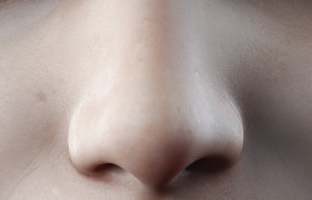 C4D模型 Octane渲染器女人女性头部脸部表情高清渲染工程