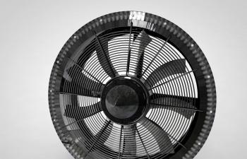 C4D模型 工业吹风机