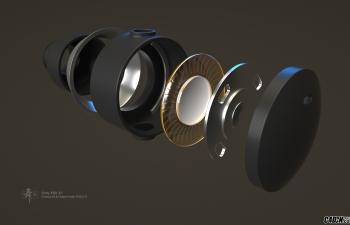[舞夜作品]自创型号和外观Sony XBA-X1欣赏