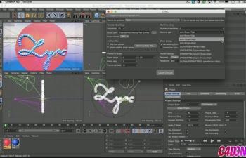预览Google的Zync渲染云渲染Cinema 4D Todd Prives