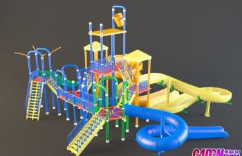 3D模型21大型游乐场