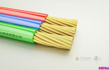 C4D模型 电缆 线缆